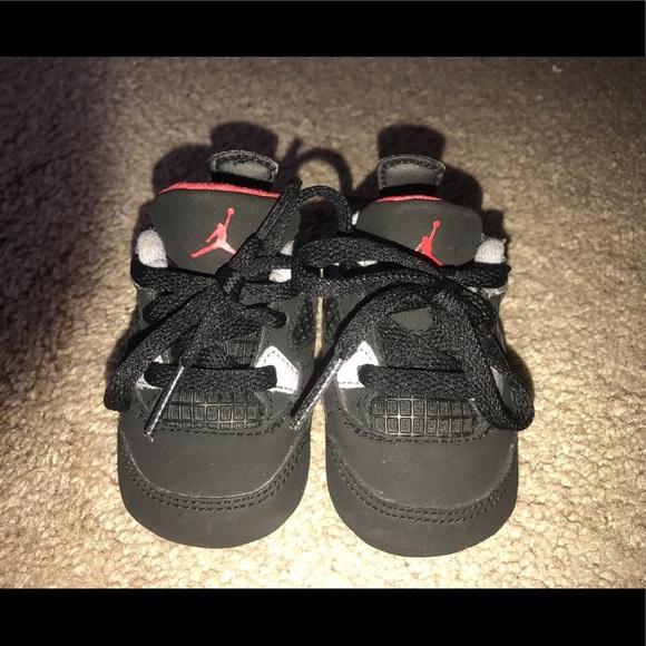 Jordan Shoes   Infant Jordan 4 Bred